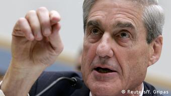 US Special Counsel Robert Mueller