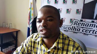 Mosambik Wahl in Nampula Ossufo Ulane
