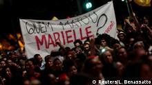 Brasilien Proteste Ermordung Kommunalpolitikerin Marielle Franco