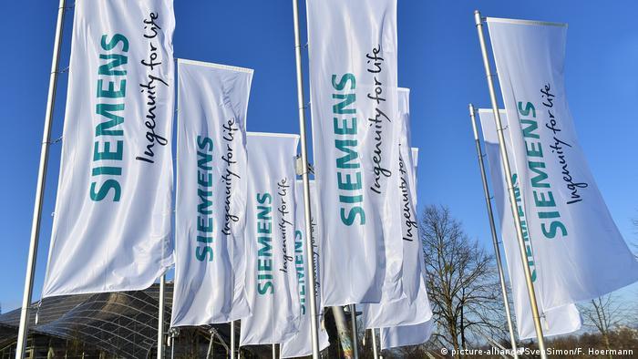 München - Siemens Hauptversammlung 2018