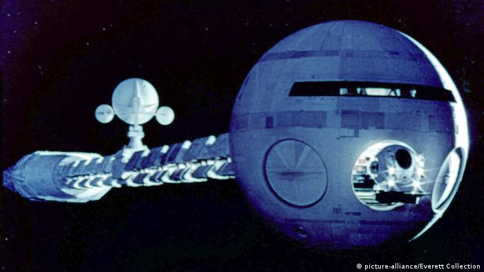 Film still Kubrick's 2001: A Space Odyssey (picture-alliance/Everett Collection)