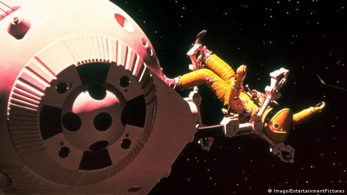 Film still from Kubrick's 2001: A Space Odyssey (Imago/EntertainmentPictures)