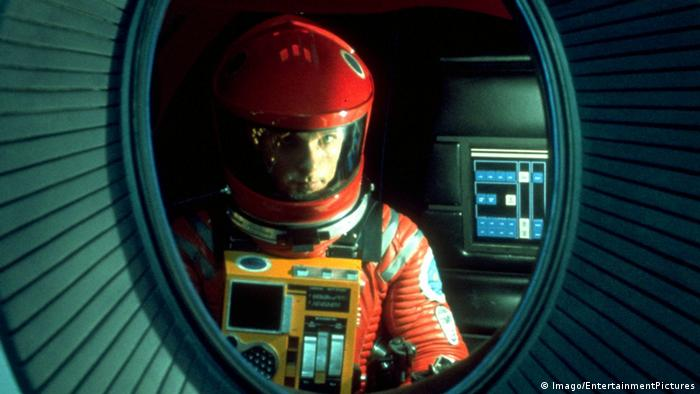 Film still from 2001 A Space Odyssey (Imago/EntertainmentPictures)