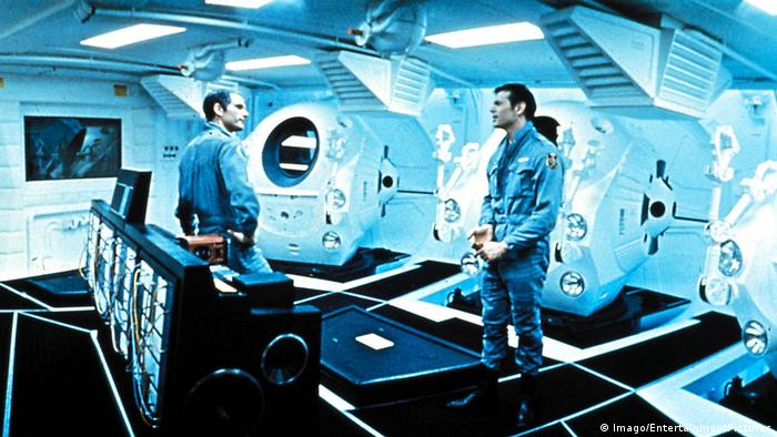 Film Still from 2001: A Space Odyssey (Imago/EntertainmentPictures)