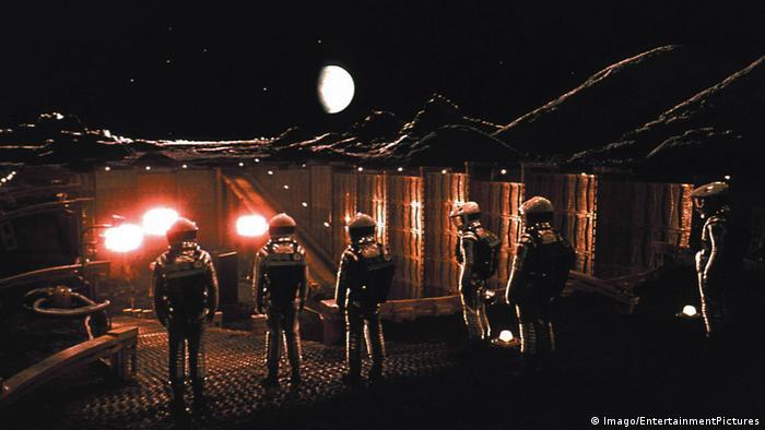 Film Kubrick - 2001: Odyssee im Weltraum