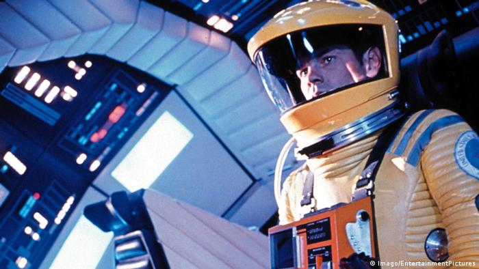 Film still from Kubrick's 2001: A Space Odyssey. (Imago/EntertainmentPictures)