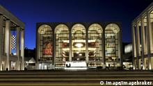 USA - New York Metropolitan Opera