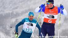 Paralympics Pyeongchang 2018 Vitaliy Lukyanenko