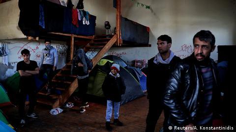 is kämpfer unter flüchtlingen