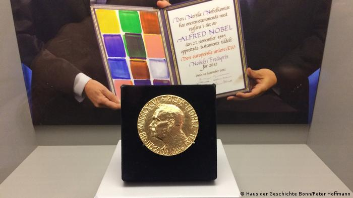 Nobel Peace Prize for the EU 2012