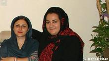 Kolrokh Araie und Atena Daemi