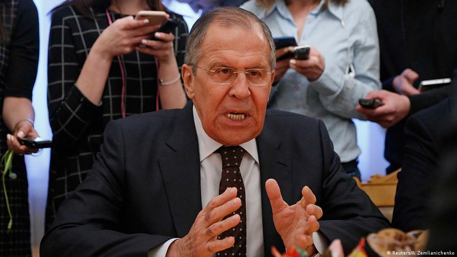 Ministri i Jashtëm i Rusisë Lavrov konfirmon dëbimin e diplomatëve britanikë