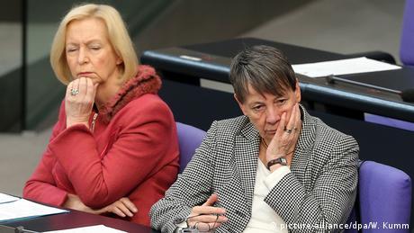 Η μεταμεσονύχτια υπερκόπωση των Γερμανών βουλευτών