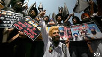 India Operation Blue Star