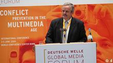 Erik Bettermann, Intendant der Deutschen Welle