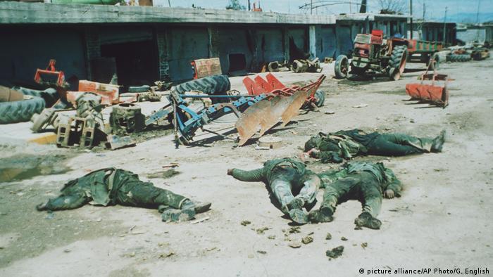 حمله شیمیایی به کردها در حلبچه