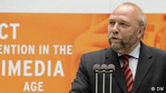 Global Media Forum 2009 Günter Nooke