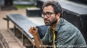حمید پورآذری، کارگردان تئاتر