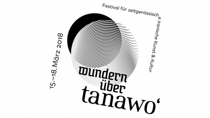 Iranisches Kulturfestival tanawo Logo