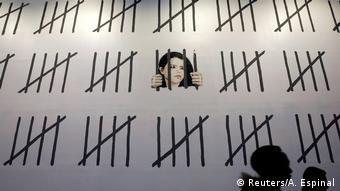 USA new piece by street artist Banksy