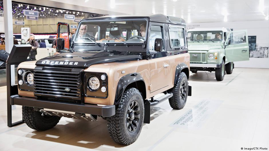 Jaguar Land Rover Defender assembly moved from UK to Slovakia | News