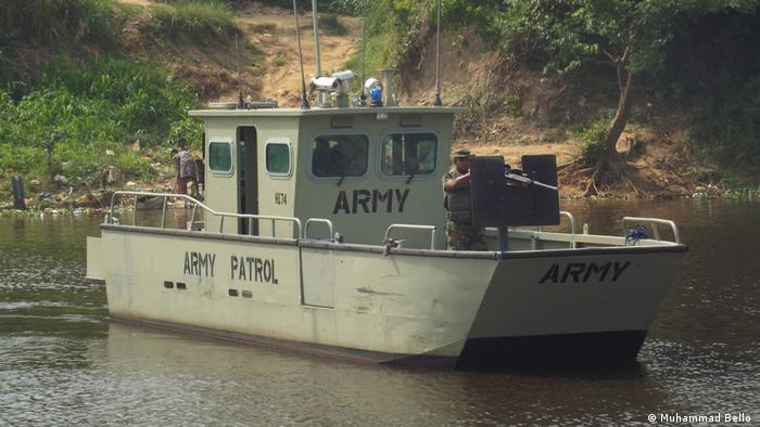 Riječni ratni brod Nigerije