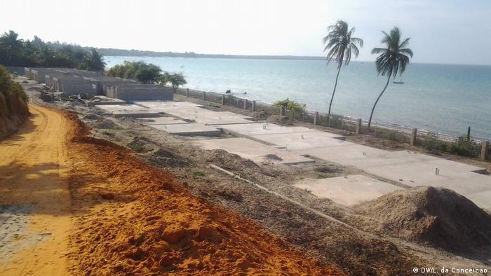 Mosambik Landwirtschaft in Inhambane
