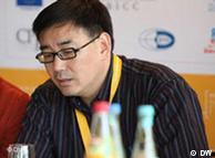 Yang Hengjun auf dem Global Media Forum
