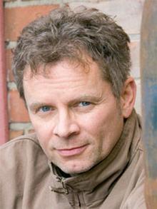 Der Schauspieler Matthias Haase
