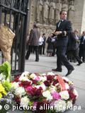 El pasado 3 de junio se realizó una misa en Notre Dame para las víctimas del accidente aéreo.