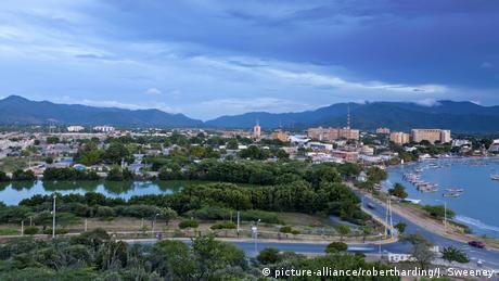 Venezuela Insel Margarita, Bundesstaat Nueva Esparta (picture-alliance/robertharding/J. Sweeney)