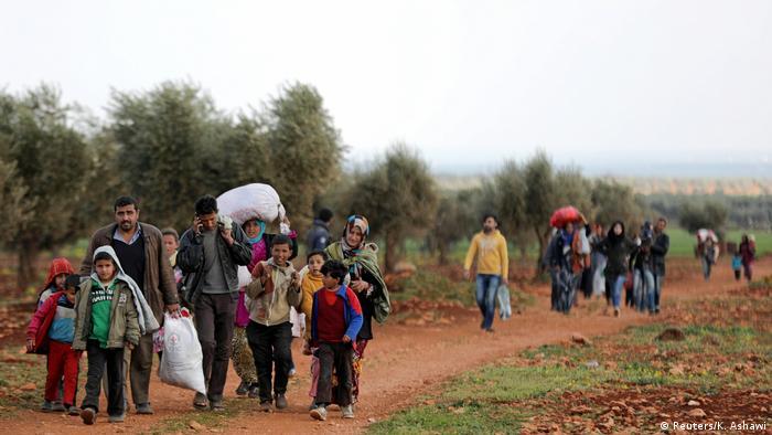 Suriye'den Türkiye'ye yeni göç akını geliyor