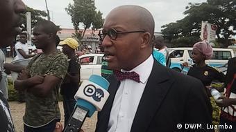 Angola - Proteste in Luanda - Fernando Macedo