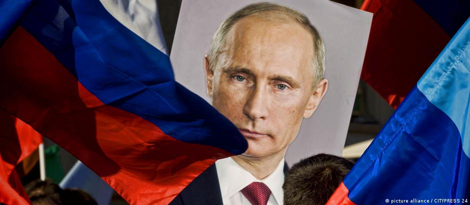 Putin mudou imagem da Rússia dentro e fora do país