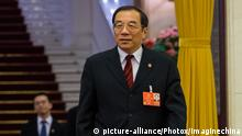 China Yang Xiaodu Minister Supervision