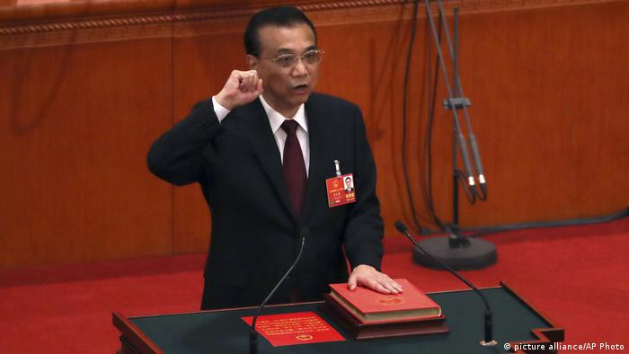 Li Keqiang (picture alliance/AP Photo)
