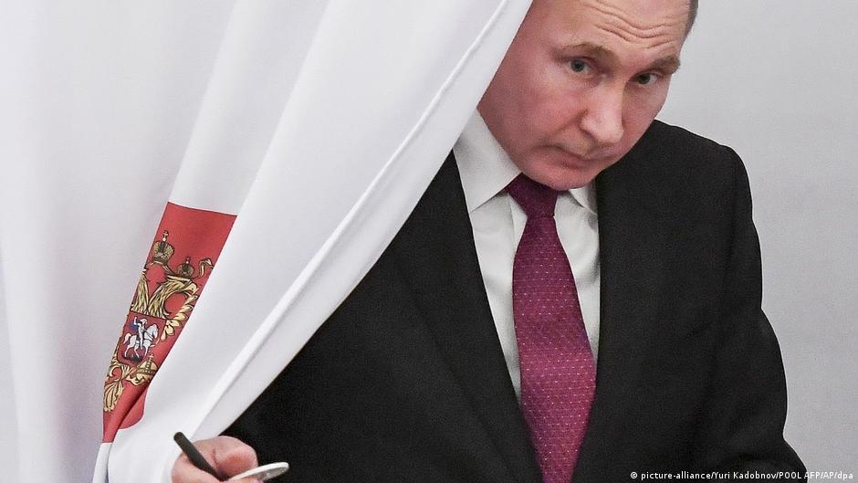 Putini fiton rreth 70    njoftohet për manipulime dhe parregullësi
