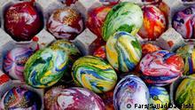 Iraner feiern dieses Jahr am 20. März das persische Neujahr Nowruz. Nowruz wird vor allem im Iran, Afghanistan, in der kurdischen Gebieten der Türkei und das Nordirak gefeiert.