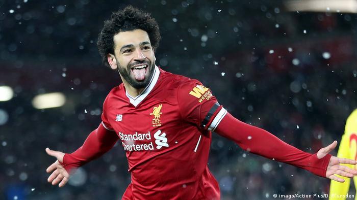 UK Mohamed Salah