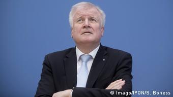 Horst Seehofer - Innenminister - Islam und Deutschland (Imago/IPON/S. Boness)