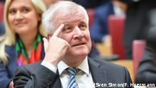 Horst Seehofer - Innenminister - Islam und Deutschland