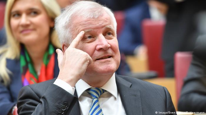Horst Seehofer - Innenminister - Islam und Deutschland (Imago/Sven Simon/F. Hoermann)