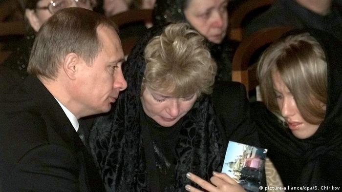Funeral de Anatoly Sobchak