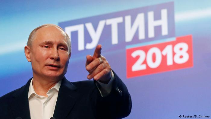 Vladimir Putin: Devemos manter a unidade