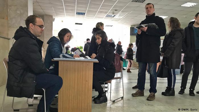 ОБСЄ заявляє про відсутність справжнього вибору на виборах у Росії