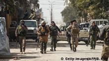 Syrien Afrin Einmarsch Milizen