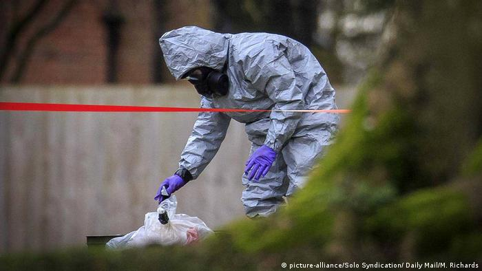 Investigations continue into the poisoning of Sergei Skripal