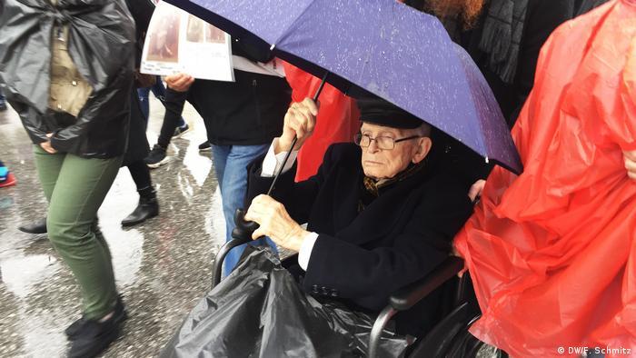 Marsz pamięci ofiar Holokaustu