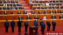 China Nationaler Volkskongress (Reuters/J. Lee)