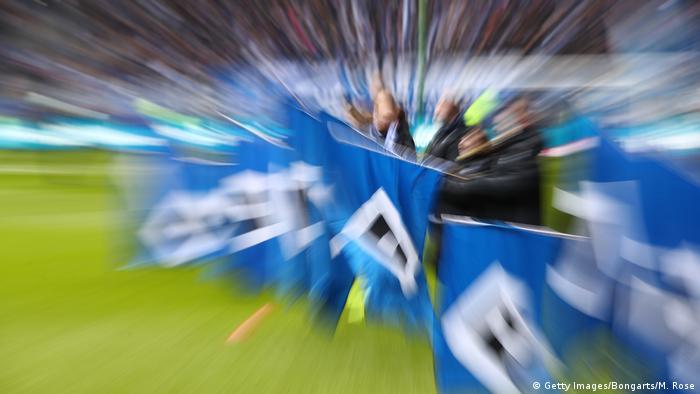 Deustchland Bundesliga Hamburger SV v Bayer 04 Leverkusen -